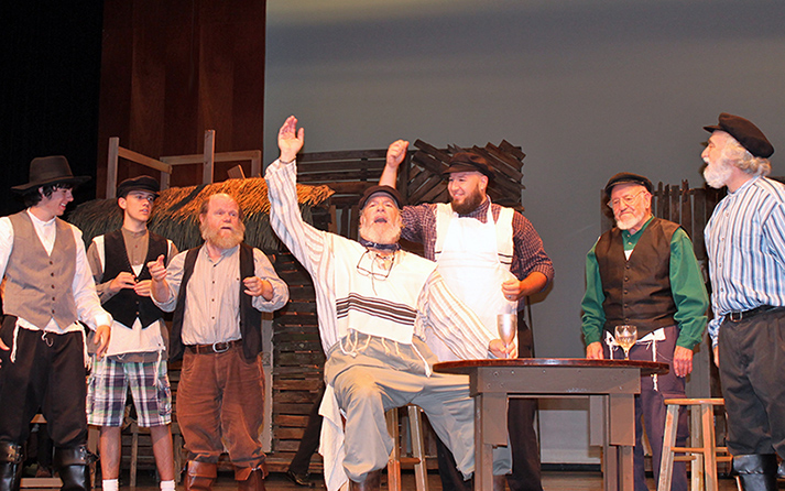 King Of Prussia Players Fiddler On The Roof