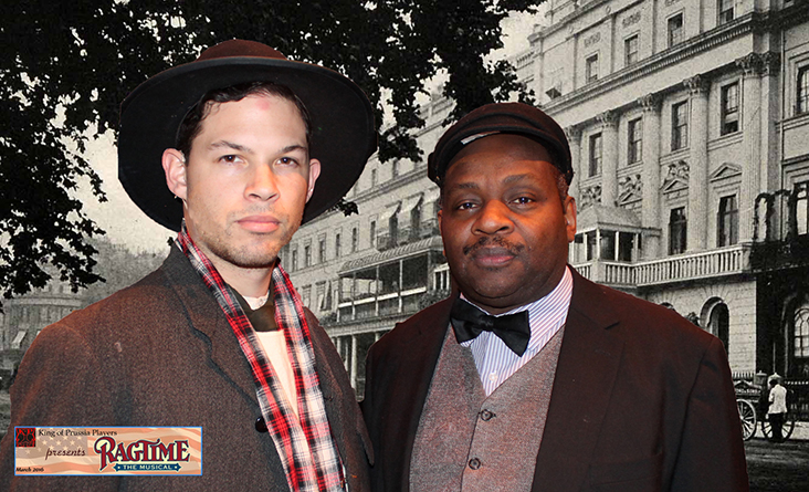 King Of Prussia Players Ragtime March 2016